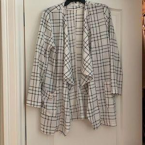 Lush pocket cardigan/blazer